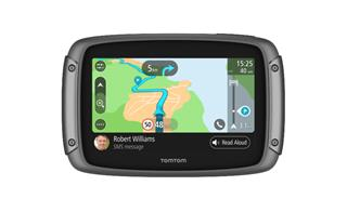 NAVEGADOR GPS TOMTOM RIDER 500 EUROPA 45 PAI· OUTLET